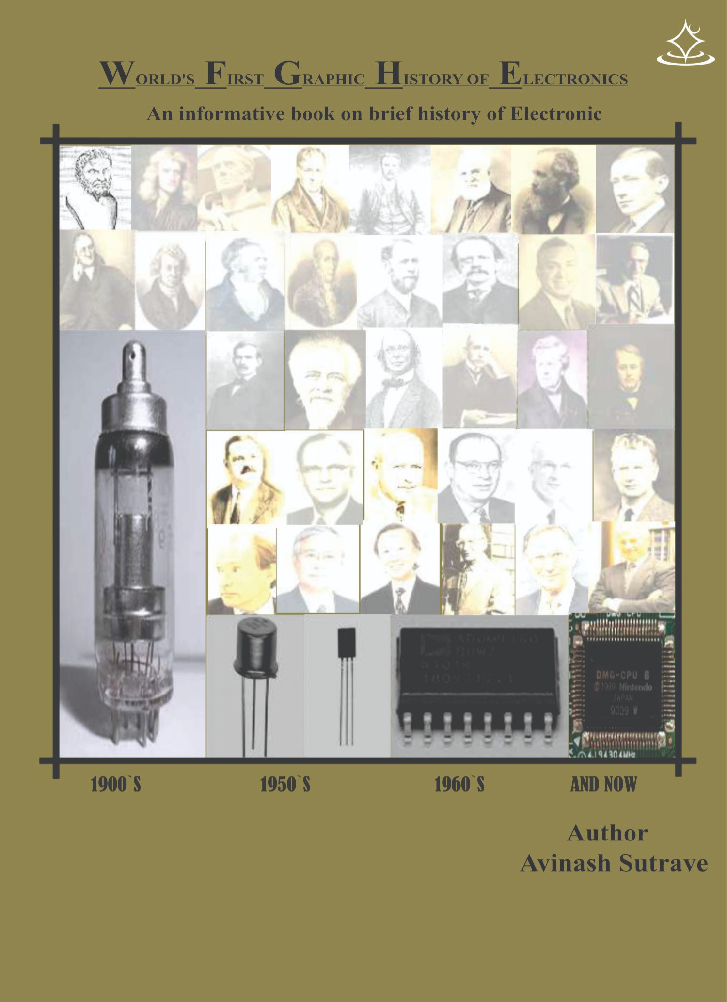 WORLD's FIRST GRAPHIC HISTORY OF ELECTRONICS