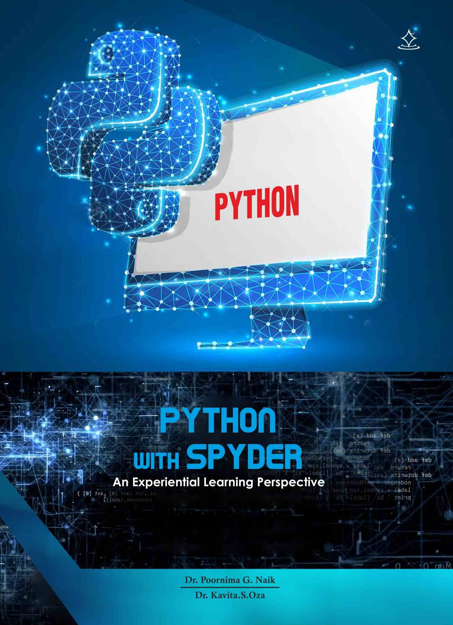 Python with Spyder : An  Experiential Learning Perspective