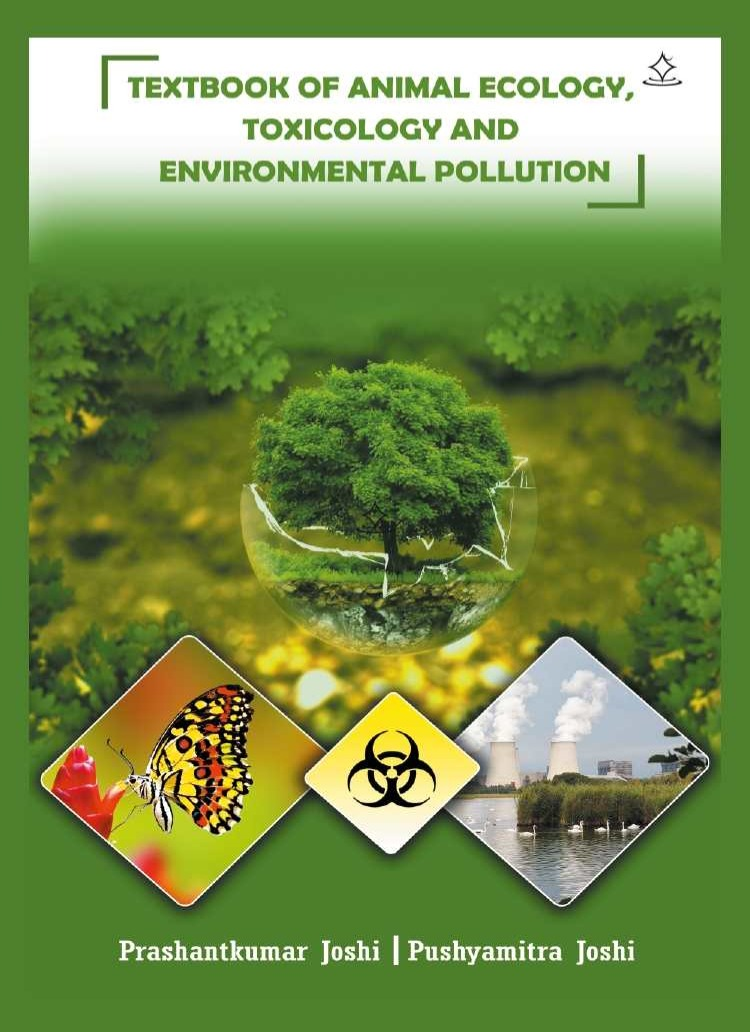 Textbook of  Animal Ecology, Toxicology  and  Environmental  Pollution